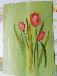 Этой весной приглашаю вас вместе порисовать нежные цветы-тюльпаны, с использованием элементов интересного метода правополушарного рисования. Этот очень простой и вдохновляющий способ рассчитан для совсем начинающих с нуля, тех, кто считает, что не умеет рисовать вообще, или просто пока не пробовал себя в живописи, или даже для детей, но может вдохновить и уже опытных художников.