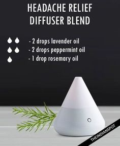 SLEEP TIME DIFFUSER BLEND - This calming essential oil blend is good for more than just sleep.