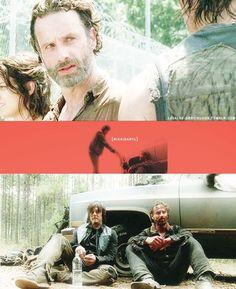 Rick & Daryl: