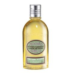 Body oil from Occitane.