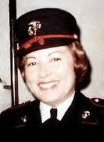 Rose Franco (born January 22, 1934), a Puerto Rican, was the first Hispanic woman to become a Chief Warrant Officer in the United States Marine Corps.