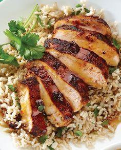 Low FODMAP Recipe and Gluten Free Recipe -  Chipotle chicken   http://www.ibssano.com/low_fodmap_recipe_chipotle_chicken.html