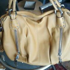 Handbag Handbag used only once b. makowsky Bags Shoulder Bags