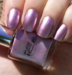 Lizzy's Place: Pure Ice: Outrageous & Braid