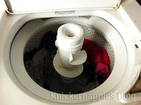 Green Laundry Tip for those musty clothes you left in the washer too long!