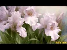 White Iris Elegance I Kunstdrucke von Igor Levashov bei AllPosters. Iris Painting, China Painting, Arte Floral, Igor Levashov, Iris Art, White Iris, Detailed Paintings, Flower Oil, Tulips Flowers