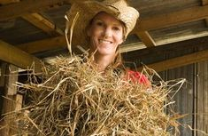 Female farmers can find grant funding for farm start-ups.