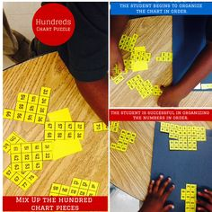 Hands on hundreds chart activities and ideas. Grab a FREE 100s and 120s chart template.