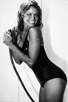 Farrah Fawcett. Photo by Bruce McBroom, 1977.
