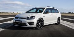 2016 Volkswagen Golf R Wagon Review - Photos | CarAdvice