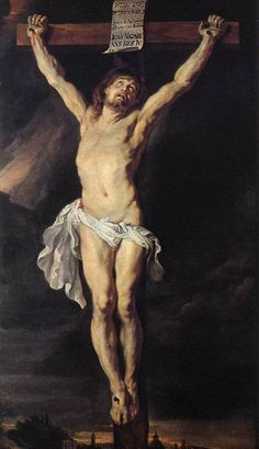 The Crucifixion -Peter Paul Rubens