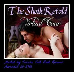 Wicked Readings by Tawania: VBT: SPOTLIGHT & GIVEAWAY- THE SHEIK RETOLD BY VICTORIA VANE AND E.M. HULL