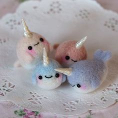 March 4th, 2years past. I started on my Needle felting adventures! ✨ Enjoy some…
