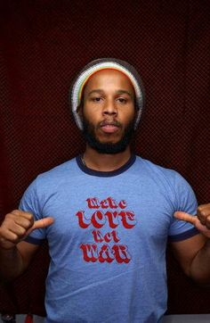Ziggy Marley, Make Love Not War
