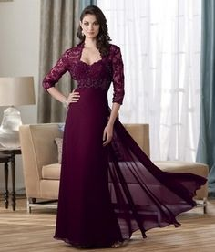 Awesome Winter Mother Of The Bride Dresses