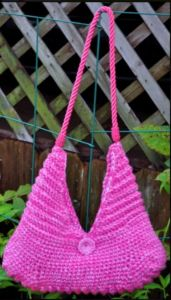 Pink Ribbing by The Crochet Dude