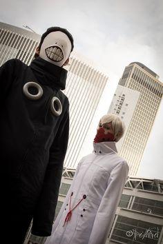 Noro & Tatara Tokyo Ghoul