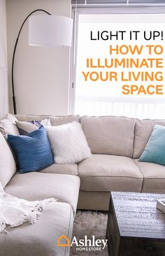When it comes to upgrading your living space, interior illumination is not at the foreground of priorities. Ashley Homestore is here to show you how a little lighting can really make you feel at home.