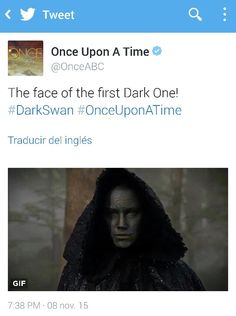 """The face of the first Dark One! NIMUE!  5x07 """"Nimue""""  #DarkSwan #OnceUponATime #ouat #once"""