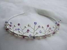 'Sugar Plum Fairy' Tiara