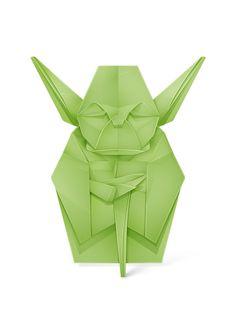 How To Fold Origami Yoda Youtube