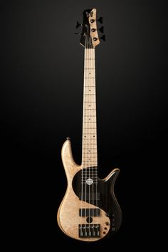 Fodera Victor Wooten Yin Yang 5 String Bass Guitar New