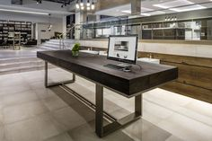 Rogerseller Showroom by McCartney Design, Sydney – Australia » Retail Design Blog