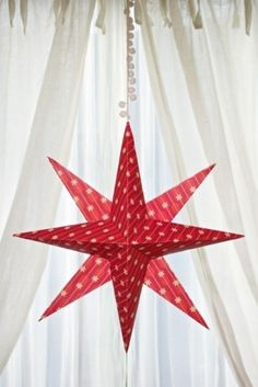Origami Star for the holidays by Asmodel