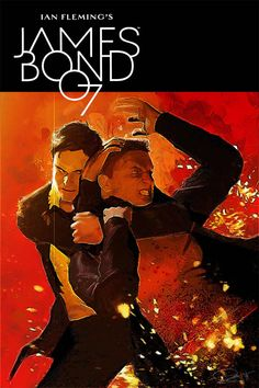 Dynamite 007 Cover by DanielMurrayART on DeviantArt James Bond Movie Posters, James Bond Movies, Comic Book Covers, Comic Books, 007 Spectre, Daniel Craig James Bond, Bond Cars, Comic Book Superheroes, Sean Connery