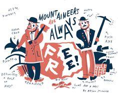 Mountaineers Are Always Free . . .West Virginia