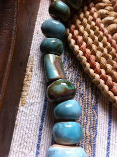 Perline di ceramica