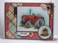 All occasion card made with OCL Bountiful Harvest