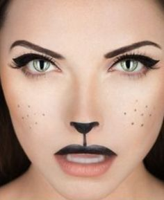 Diy Bunny Costume Makeup - Mugeek Vidalondon