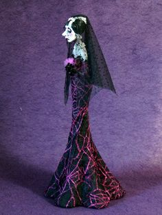 Vampire Bride by Charles Batte, ChasBatte Studio.