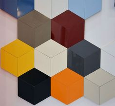 We love mixing colour & textures: with our Formica Plus Color laminates you can get more than 240 combinations http://ift.tt/2jthxzk