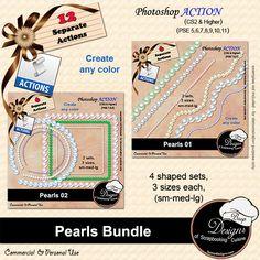 Pearls BUNDLE by Boop Designs
