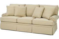 Wesley Hall Furniture - Hickory, NC - PRODUCT PAGE - 1218-92 SOFA
