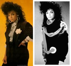 Janet Jackson, '80s