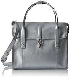 Tommy Hilfiger Kira Leather Satchel -- Click image for more details. (This is an affiliate link) Oxford Booties, Women's Oxfords, Tommy Hilfiger Handbags, Leather Satchel, Designer Handbags, Booty, Purses, Cobalt, Image Link
