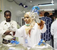 """ohyeahsudan:  """"College of Medical Laboratory Science at the Sudan University of Science  Technology"""""""