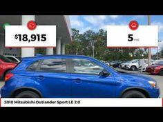 2018 Mitsubishi Outlander Sport DeLand Daytona Orlando N9707