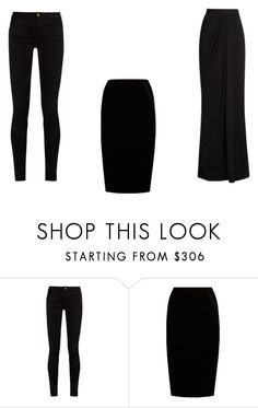 Sin título #3 by kaarla-jimenez on Polyvore featuring moda, Alexander McQueen, Gucci and Jupe By Jackie