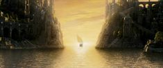 Breathtaking...  Leaving - The Lord of the Rings: The Return of the King
