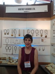 Whitney Designs Ltd. jewelry display