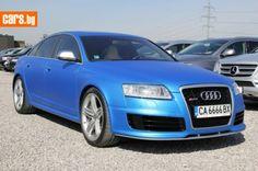 Audi RS6 Exclusive ABT