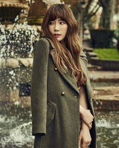 170125 'BEAUTY+' magazine February 2017 Issue SNSD Taeyeon