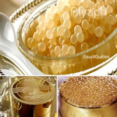 The most expensive of all #caviar, and indeed the world's most #expensive #food is 'Almas', from the #Iranian #Beluga #fish - 1 kg (2 lb 3 oz) is sold for £20,000 (then $34,500). #Almas is produced from the eggs of a rare #albino sturgeon between 60-100 years old, which swims in the southern Caspian Sea where there is apparently less pollution.