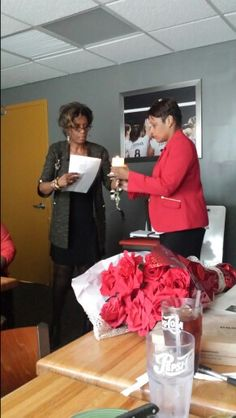 Mary Kay Red Jacket Event
