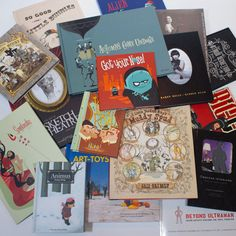 Baby Tattoo Library Books