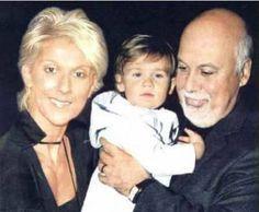 Céline Dion et René Angélil ☝️René Charles
